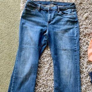 Lucky Brand Brooke Boot cut jeans